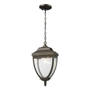 Brantley Place - One Light Outdoor Pendant