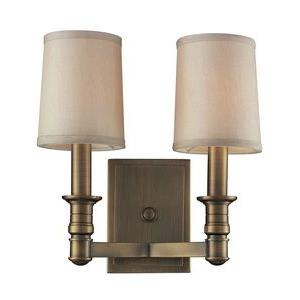 Baxter - Two Light Wall Sconce