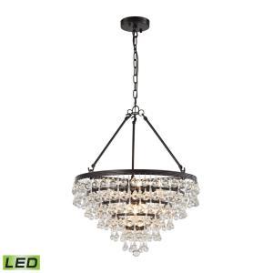 Ramira - 19 Inch 28.8W 6 LED Chandelier