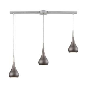 Lindsey - Three Light Linear Mini Pendant