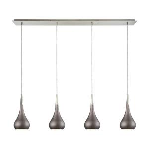 Lindsey - Four Light Linear Pendant