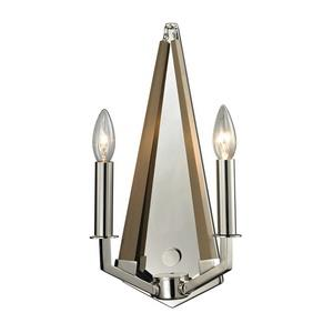 Madera - Two Light Wall Sconce