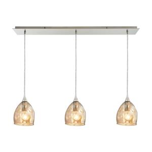 Niche - Three Light Linear Pendant
