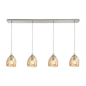 Niche - Four Light Linear Pendant