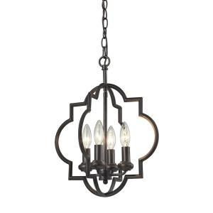 Chandette - Four Light Chandelier