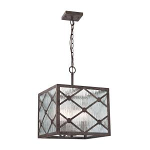 Radley - Three Light Pendant