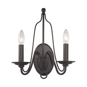 Monroe - Two Light Wall Sconce