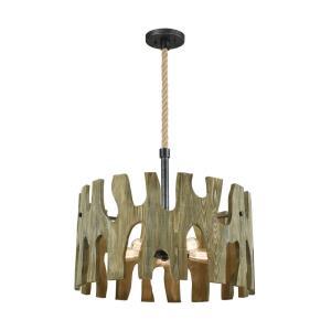 Driftwood Cove - Five Light Pendant
