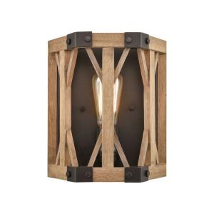 Structure - One Light Wall Sconce