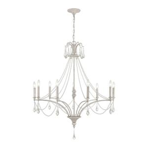 French Parlor - 9 Light Chandelier