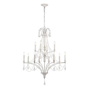 French Parlor - 12 Light Chandelier