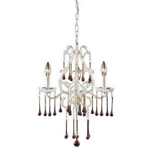 Opulence - Three Light Chandelier