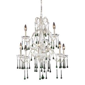Opulence - Nine Light Chandelier