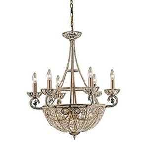 Elizabethan - Ten Light Chandelier