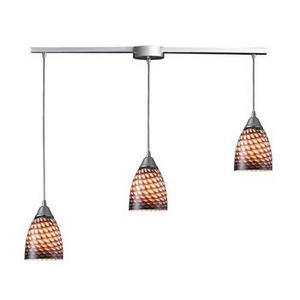 Arco Baleno - Three Light Linear Pendant