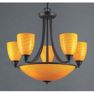 Arco Baleno - 8 Light Chandelier