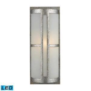 "Trevot - 17"" 9.5W 1 LED Outdoor Wall Lantern"