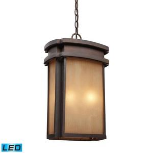 Sedona - Two Light Outdoor Pendant