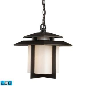 Kanso - One Light Outdoor Pendant