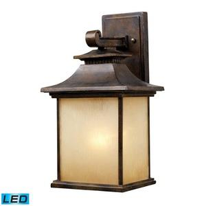 San Gabriel - One Light Outdoor Wall Sconce