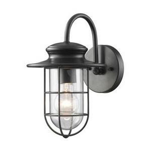 Portside - One Light Outdoor Wall Mount