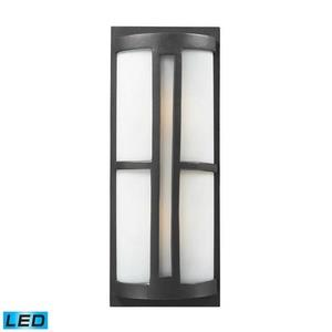 Trevot - Two Light Outdoor Wall Sconce