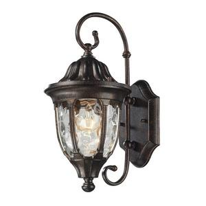Glendale - One Light Outdoor Wall Sconce