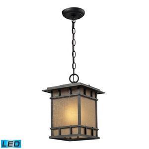 Newlton - One Light Outdoor Pendant