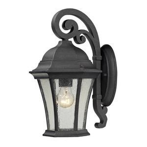 Wellington Park - One Light Outdoor Wall Lantern