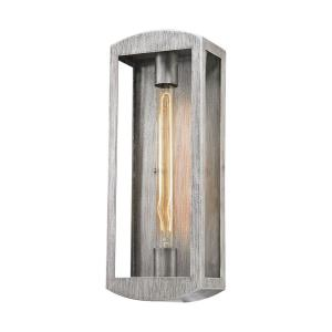 Trenton - One Light Outdoor Wall Lantern