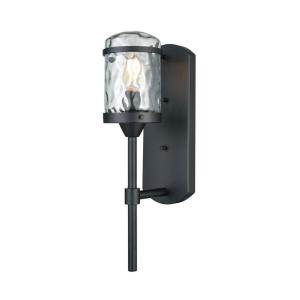 Torch - One Light Outdoor Wall Sconce