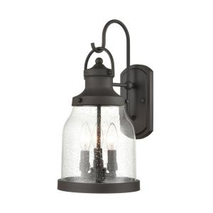 Renford - Three Light Outdoor Wall Sconce