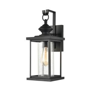 Minersville - One Light Outdoor Wall Sconce
