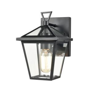 Main Street - One Light Outdoor Wall Sconce