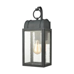 Heritage Hills - One Light Outdoor Wall Sconce