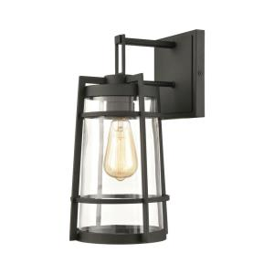 Crofton - One Light Outdoor Wall Sconce