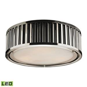 """Linden - 16"""" LED Flush Mount"""