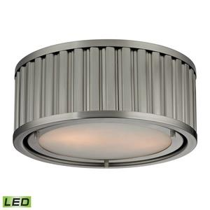 """Linden - 12"""" LED Flush Mount"""