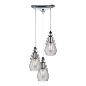 Duncan - Three Light Pendant