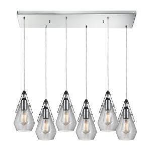 Duncan - Six Light Pendant