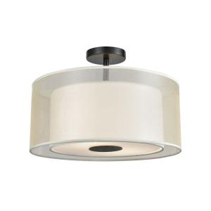 Ashland - Two Light Semi-Flush Mount