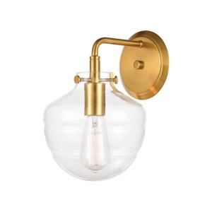 Manhattan Boutique - One Light Wall Sconce