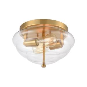 Manhattan Boutique - Two Light Flush Mount