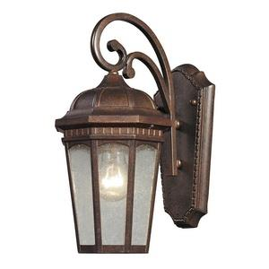 Fullerton - One Light Outdoor Wall Sconce