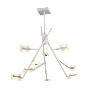 Svelta - 33.5 Inch 18W 9 LED Chandelier