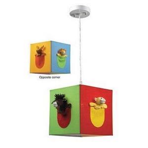 Novelty Puppet - One Light Pendant