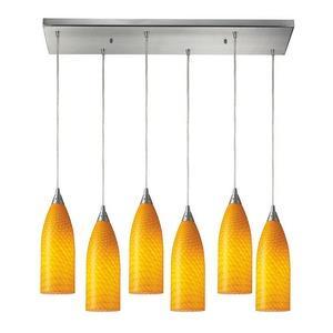 Cilindro - Six Light Pendant