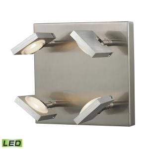 Reilly - 8 Inch 20W 4 LED Wall Sconce