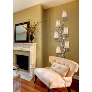 Sprig - Six Light Wall Sconce