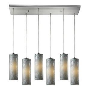 Maple - Six Light Pendant